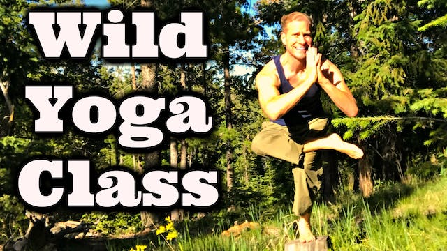 """Yoga in the Wild"" - Power Yoga for A..."