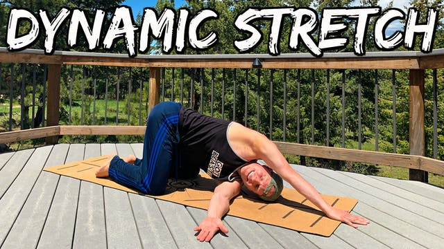 VAULT: Dynamic Yoga for Athletes Workout