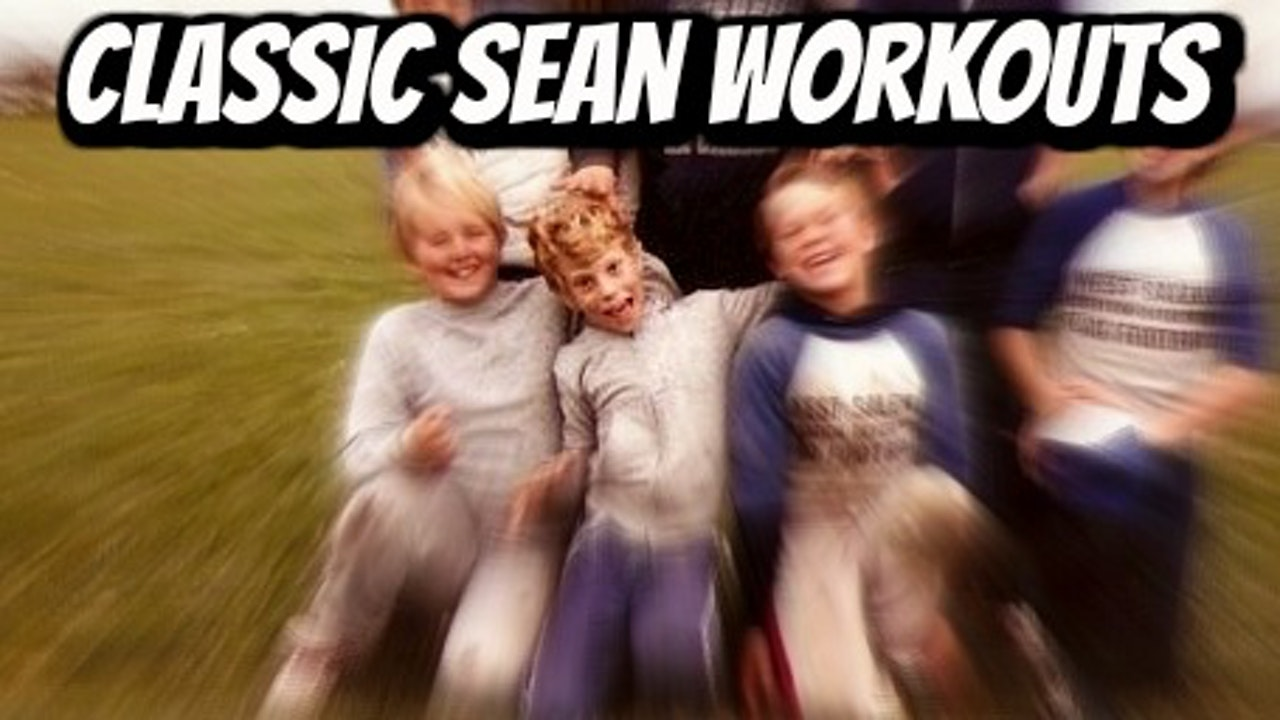 Classic Sean Workout Videos