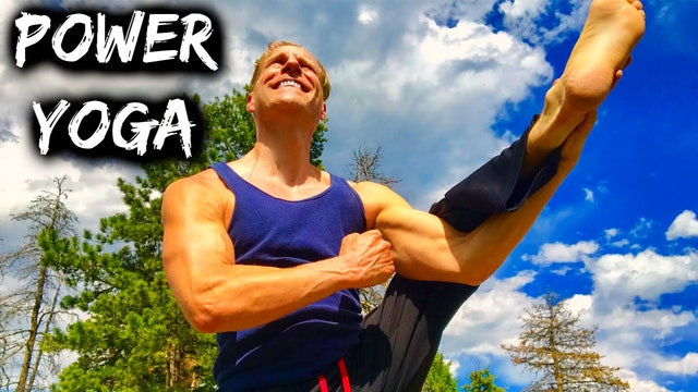 Power Yoga Conditioning Paradise Warrior Flow