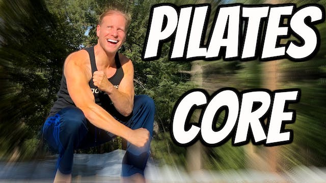 Classic Pilates Core Workout - 12 Day...