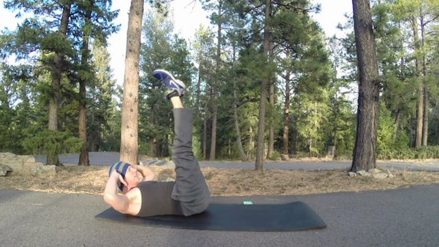 Smooth Pilates Core Workout Flow - Hammer Your Midsection!