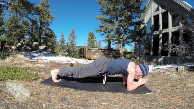 Vault Old Fashioned Butt Kickin' Core Workout