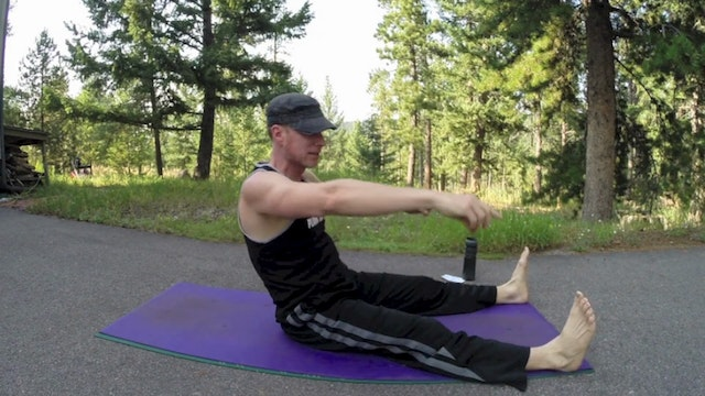 Vault Bendy and Elastic Core Workout