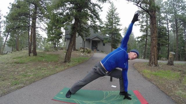 Vault Yoga Core Combo Workout