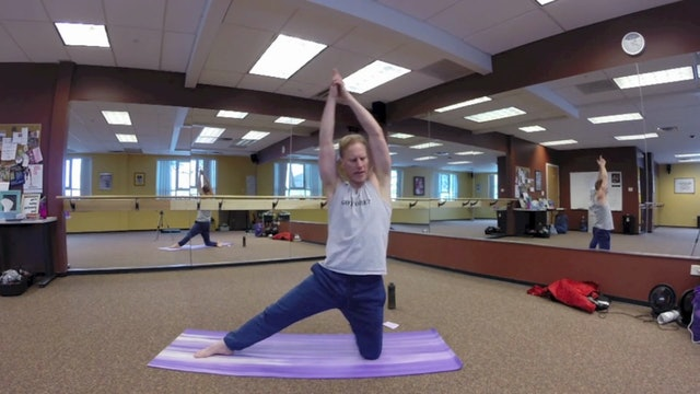 Vault No Hands Yoga Class #2