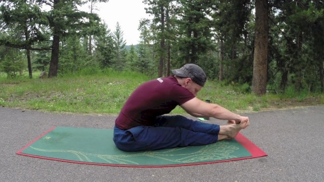 Vault Massive Massage Deep Flexibility Routine