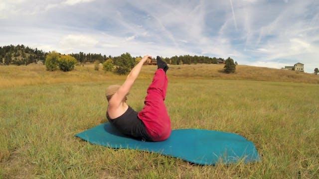 The Best Damn Pilates Workout Video!