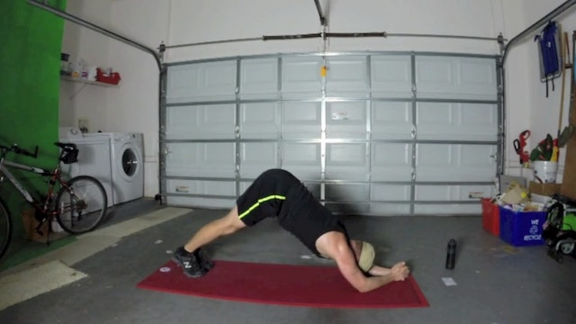 Vault Cardio Athletic Endurance and Agility Workout