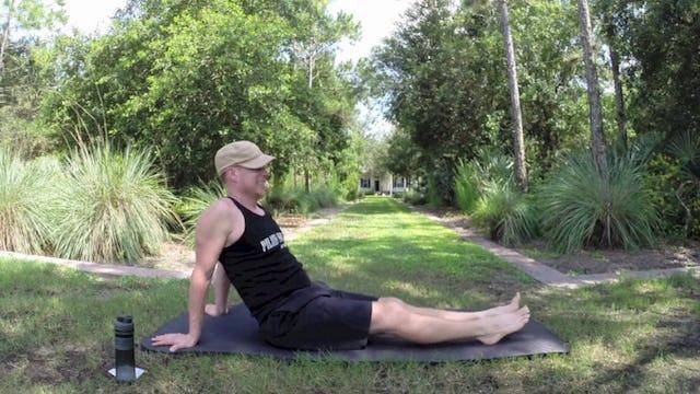 Vault Classic Joseph Pilates Workout