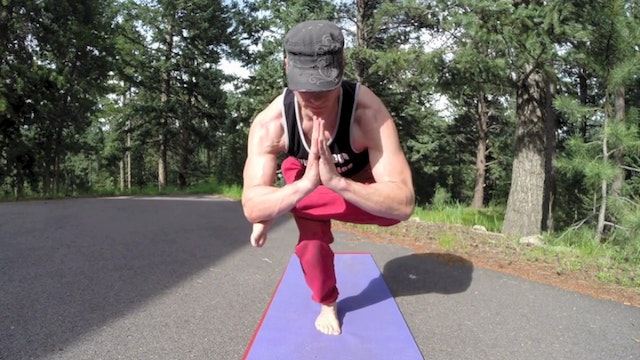 Epic Psycho Power Yoga Bodyweight Blast