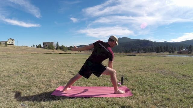 Vault Yoga Workout for Weight Loss