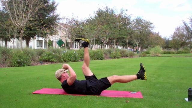 Vault Pylata Advanced Core, Cardio and HIIT Workout