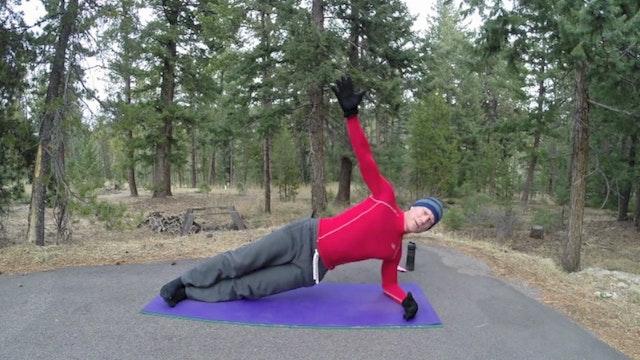 Vault Holiday Weight Loss Power Yoga Workout