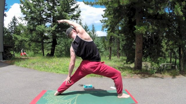 Power Yoga for Athletes - Official Flow of the Book