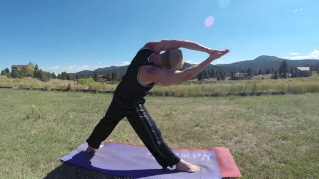 Epic Sean Vigue and Dean Pohlman Power Yoga Strength Workout