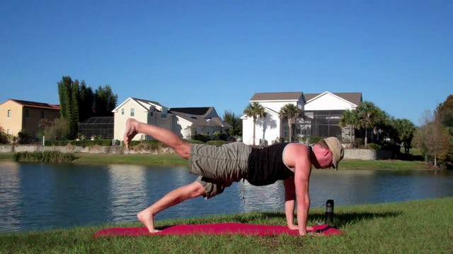 Vault Power Yoga for Weight Loss Workout