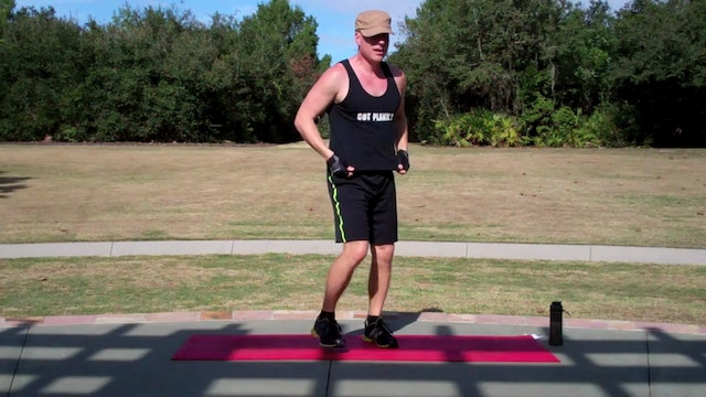 Vault Stand Tall Core and Plank Workout