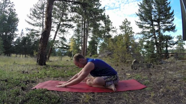 Vault Gentle Sunrise Yoga Routine