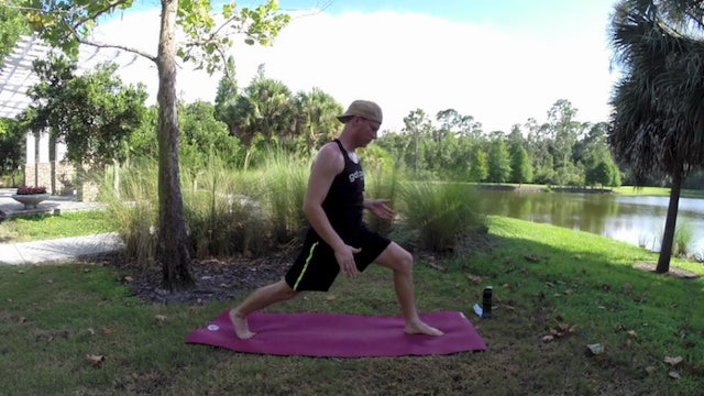 Vault Yoga Shred Flow for Long, Lean Muscles