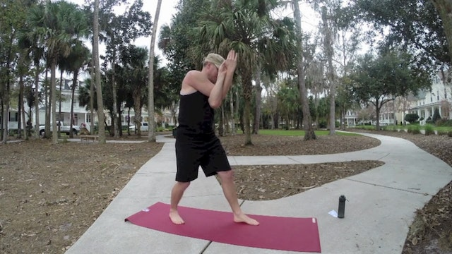 Vault Power Core Yoga Workout #2