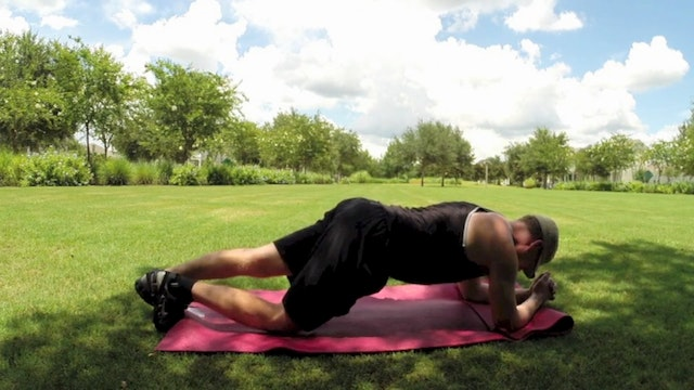 Vault Summer Core Sizzler Full Body Workout