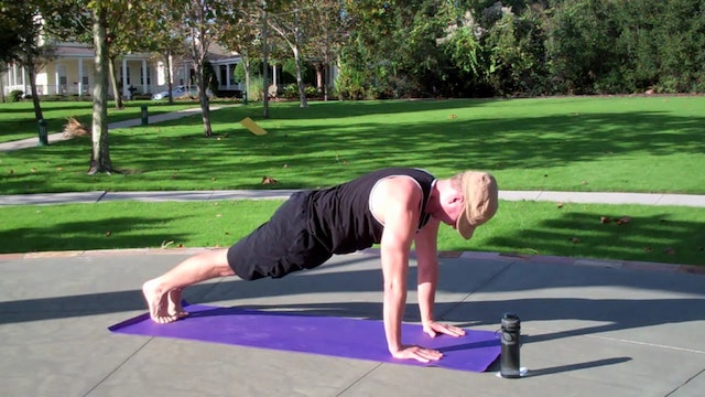 Vault Slow Burn Deep Yoga Flexibility Stretches