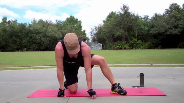 Vault Death by Plank Pylata Workout