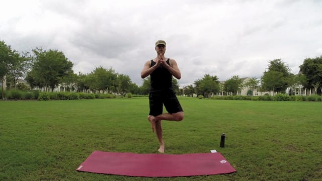 Vault Yoga Pure Muscle Builder Workout