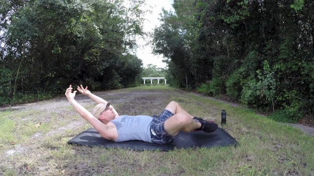 Vault Pilates Core Shredder with Stretching