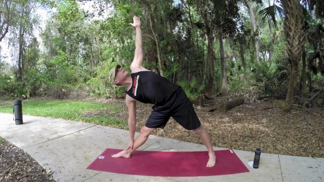 Vault Real Smooth Power Yoga in the P...