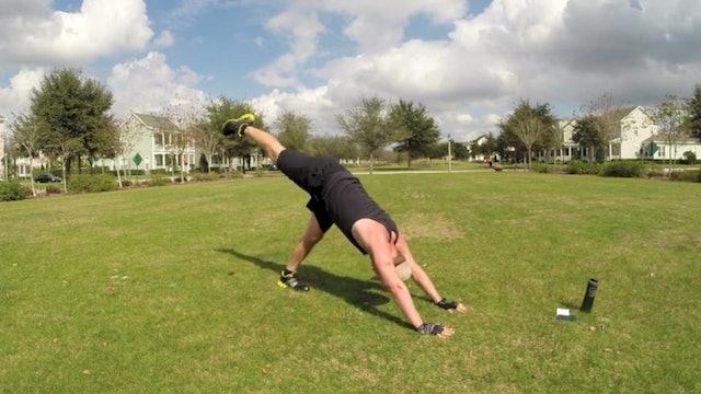 Vault The 27 min Killer Core Workout Video