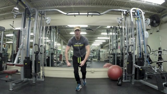 Sean's Top 7 Gym Workouts