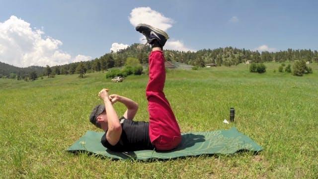 Killer Core Total Body Workout Routine