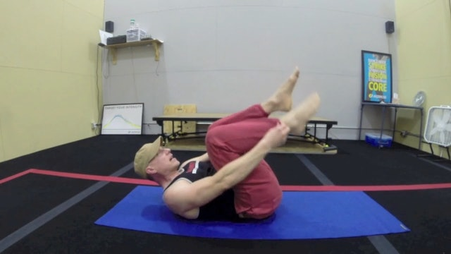 Vault Classic Joseph Pilates Core Abdominal Shredder
