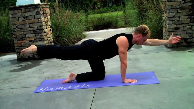 """Sunrise Yoga #1"" - Yoga for Total Beginners"