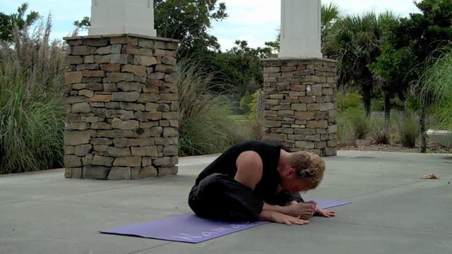 """Sunset Yoga #1"" - Gentle Evening Yoga Routine"