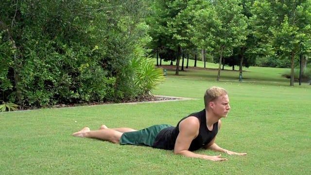Classic Yoga Pilates Combination Workout Routine