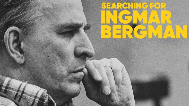 Searching for Ingmar Bergman - A film by Margarethe von Trotta