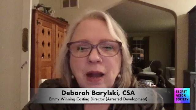 Deborah Barylski: Rapid Fire