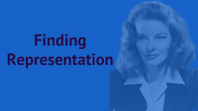 Finding Representation