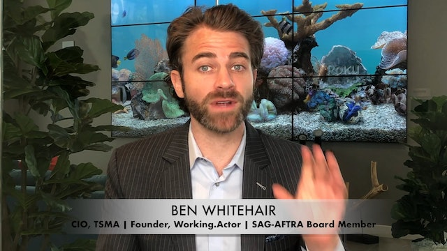 Should I Discuss My SAG-AFTRA Contract & Pay On Set?