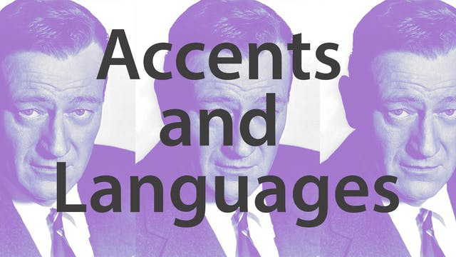 Accents and Languages