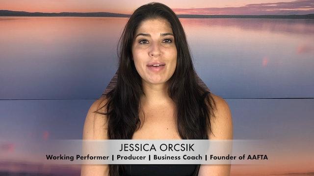 Meet Jess Orcsik: Performer, Producer & Business Coach