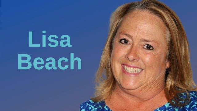 Lisa Beach (Interview)