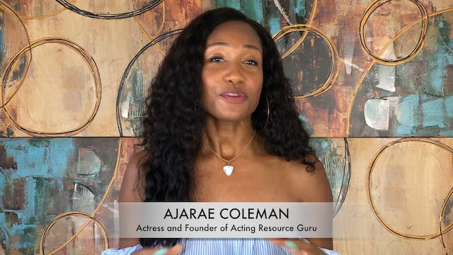 How Much Money Does A Casting Workshop Cost? - Ajarae Coleman