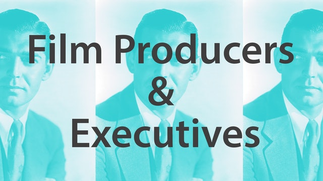 Film Producers & Executives