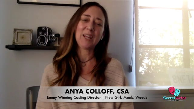 Anya Colloff Storytime: The One About...