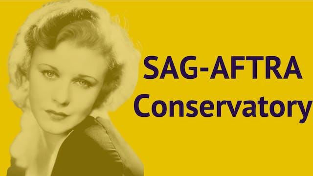 SAG-AFTRA Conservatory