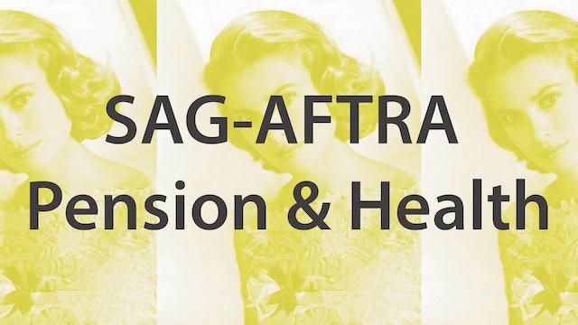 SAG-AFTRA Pension & Health